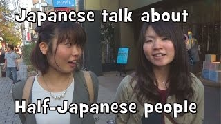 Download What Japanese Think of Half-Japanese People? (Interview) Video