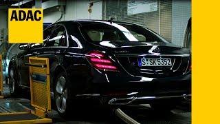 Download Mercedes S 400 d im Test I ADAC 2018 Video