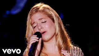Download Jackie Evancho - Ave Maria (Live from Longwood Gardens) Video