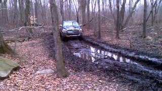 Download mudding ny style.... small truck big mud 4x4 Video