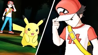 Download ORIGINAL POKEMON GOD .. CHAMPION*! VS Pokemon Champion Trainer Red GAMEPLAY! - Pokemon Sun and Moon! Video