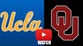 Download UCLA vs Oklahoma Week 2 Full Game Highlights (HD) Video