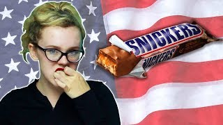 Download Irish People Try American Snickers Video
