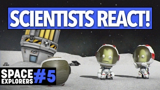 Download ROCKET SCIENTIST plays Kerbal Space Program! - Space Explorers Episode 5 Video