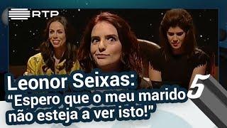 Download Leonor Seixas: ″Espero que o meu marido não esteja a ver″ - 5 Para a Meia Noite Video