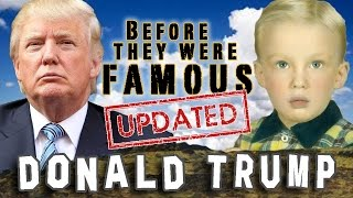 Download DONALD TRUMP - Before They Were Famous - UPDATED Video
