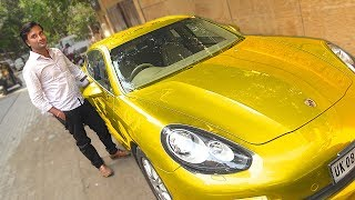 Download Asking Porsche Owner What he does for a Living (Poor vs Rich) - Social Experiment | TamashaBera Video