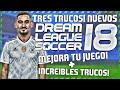 Download TRES TRUCOS INCREÍBLES PARA DREAMS LEAGUE SOCCER 2018! MEJORA EN TU JUEGO Video