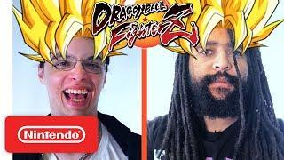 Download Dragon Ball FighterZ Combo Challenge with Nakkiel & HellPockets - Nintendo Switch Video