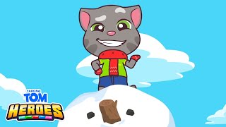 Download Talking Tom Heroes - The Lonely Yeti (Episode 9) Video