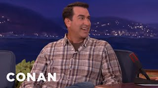 Download Former Marine Rob Riggle Could Kill Conan & Andy Very Easily - CONAN on TBS Video