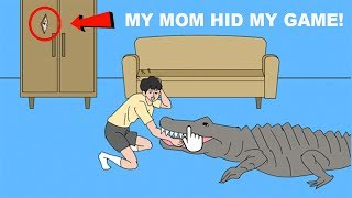 Download My Mom Hid My Game! - Tons of Fun!! | Cheap Nintendo Games Video
