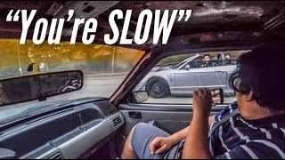 Download Foxbody Owner thought my Cobra was a V6... Video