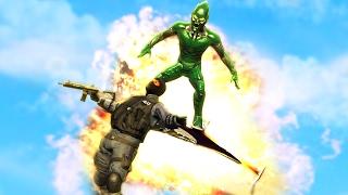 Download ULTIMATE SUPER VILLAIN MOD! GREEN GOBLIN GTA 5 MOD SHOWCASE! (GTA 5 Mods) Video