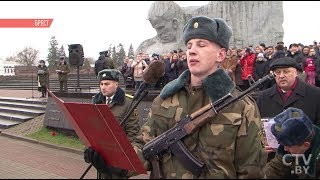 Download Более 9 тыс. новобранцев приняли присягу в армейских частях Беларуси Video