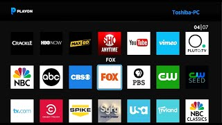 Download New PlayOn Channel For Roku Video