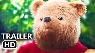 Download CHRISTOPHER ROBIN Official Trailer (2018) Ewan McGregor, Winnie the Pooh Disney Movie HD Video
