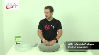 Download Inflatable Ring Cushions - 66fit Video