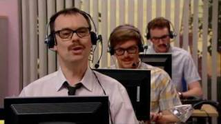 Download The IT Crowd S04E05 - IT SUPPORT part Video