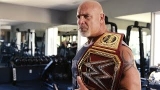 Download Inside Goldberg's WrestleMania 33 workout Video