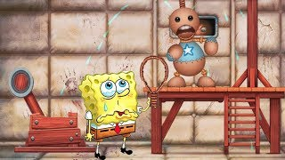 Download Spongebob Mini Games vs The Buddy (New Weapons)#3 - Spongebob Game's Frenzy Vs Kick The Buddy (iOS) Video
