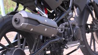 Download Kymco K-PIPE 125 Video