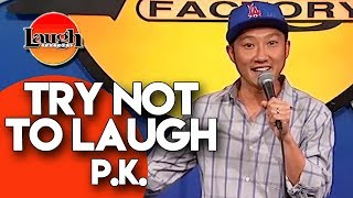 Download Try Not To Laugh   P.K.   Laugh Factory Stand Up Comedy Video
