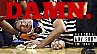 Download Basketball Referees Getting Hit Video
