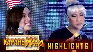 Download Vice Ganda ignores Ate Girl Jackque | It's Showtime KapareWho Video