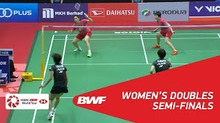 Download WD | CHEN/JIA (CHN) [1] vs FUKUSHIMA/HIROTA (JPN) [4] | BWF 2018 Video