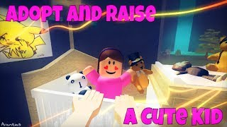 Download (TRAILER) Adopt and Raise a Cute Kid! - ROBLOX Gameplay Video