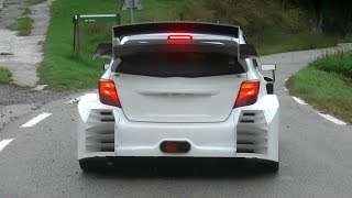 Download Toyota Yaris WRC 2017 Tarmac Test with Tommi Makinen by Jaume Soler Video