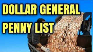 Download Dollar General Penny Shopping List 1/28/20 | Teaching Friends Daughter Hidden Clearance Video