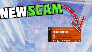 Download *NEW SCAM* THROUGH WALLS! Two Scammers Get Scammed For All Their Guns!! - Fortnite Save The World Video
