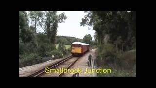 Download Isle Of Wight Railway Trip 1938 Tube stock 28/09/06 Video