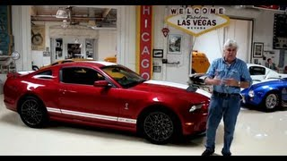 Download 2013 Ford Mustang Shelby GT500 & Boss 302 - Jay Leno's Garage Video