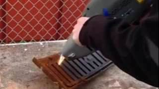 Download World's First Laser Rust Remover Video