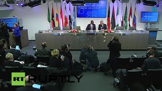 Download LIVE: Iran to announce crude oil output rise at OPEC meeting Video