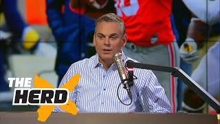 Download Colin Cowherd blasts the College Football Playoff committee | THE HERD Video