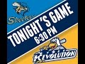 Download 4/29/16 Sugarland Skeeters vs York Revolution Video