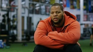 Download Ndamoukong Suh Lifts Against Mike Martin | American Muscle Video