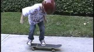 Download Hayden's First Kickflip Video