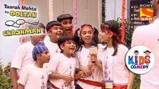 Download Tapu Sena's Dahi Handi Celebration | Tapu Sena Special | Taarak Mehta Ka Ooltah Chashmah Video