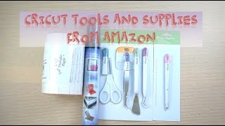 Download Cricut Tools and Accessories from Amazon Video