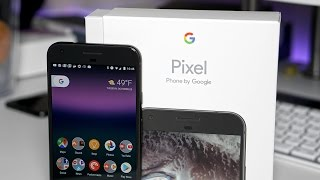 Download Google Pixel XL - Unboxing, Transfer, and Setup Video