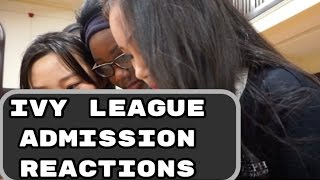 Download College Decision Reactions 2017 (Harvard, Princeton, UCLA, Brown & more) Video