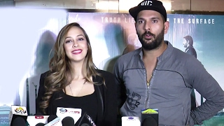 Download Yuvraj Singh & Wife Hazel Keech's Rare Interview Together Video