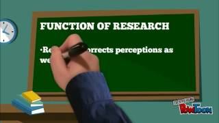 Download IMPORTANCE OF RESEARCH Video