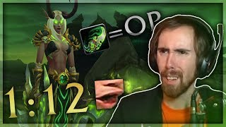 Download Asmongold Reacts to a DH Spreedrunning Through Dungeons at 230% Base Movement Speed Video