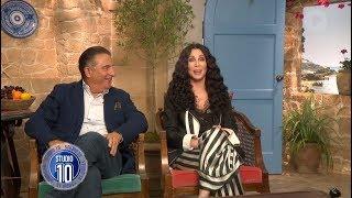Download Mamma Mia! 2 Exclusive: Cher & Andy Garcia | Studio 10 Video